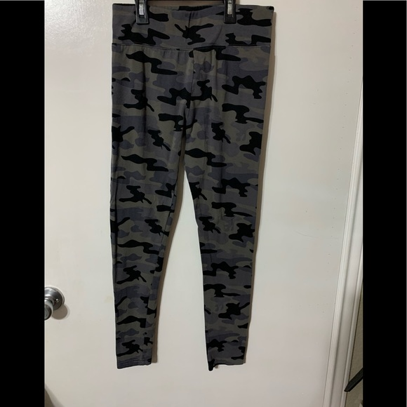 Justice Other - Girls camo leggings